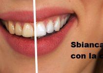 curcuma denti: sbiancare i denti con la curcuma